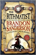The Rithmatist by Brandon Sanderson: Book Cover