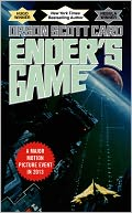 Ender's Game (Ender Wiggin Series #1) by Orson Scott Card: Book Cover