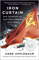 Iron Curtain by Anne Applebaum: Book Cover