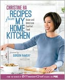 Recipes from My Home Kitchen by Christine Ha: Book Cover