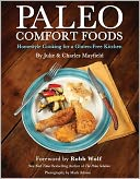 Paleo Comfort Foods by Julie Sullivan Mayfield: Book Cover