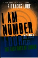 I Am Number Four by Pittacus Lore: NOOK Book Cover