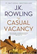 The Casual Vacancy by J. K. Rowling: NOOK Book Cover