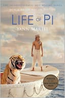 Life of Pi by Yann Martel: NOOK Book Cover