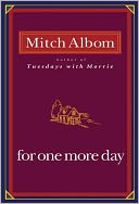 For One More Day by Mitch Albom: NOOK Book Cover