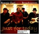 Just for Today by Ronnie Earl & The Broadcasters: CD Cover