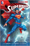 Superman Vol. 2 by Dan Jurgens: Book Cover