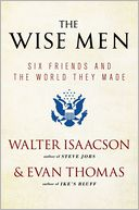 The Wise Men by Walter Isaacson: Book Cover
