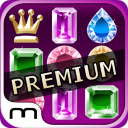 Diamond Crusher Premium by mobivention: NOOK App Cover