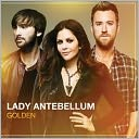 Golden by Lady Antebellum: CD Cover