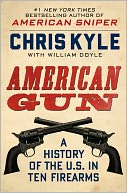 American Gun by Chris Kyle: Book Cover
