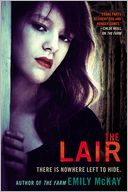The Lair by Emily McKay: Book Cover