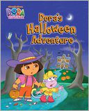 Dora's Halloween Adventure (Dora the Explorer) (PagePerfect NOOK Book) by Sarah Willson: NOOK Book Cover