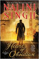 Heart of Obsidian (Psy-Changeling Series #12) by Nalini Singh: NOOK Book Cover