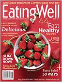 EatingWell by Meredith Corporation: NOOK Magazine Cover