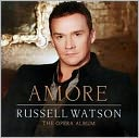 Amore: The Opera Album by Russell Watson: CD Cover