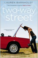 Two-way Street by Lauren Barnholdt: Book Cover