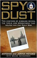 Spy Dust by Antonio Mendez: Book Cover