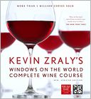 Kevin Zraly's Windows on the World Complete Wine Course by Kevin Zraly: Book Cover