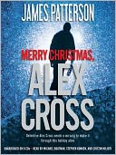 Merry Christmas, Alex Cross by James Patterson: Audio Book Cover