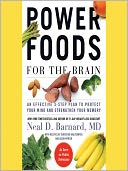 Power Foods for the Brain by Neal Barnard: Audio Book Cover