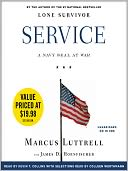 Service by Marcus Luttrell: Audio Book Cover
