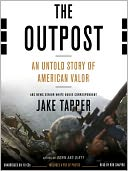 The Outpost by Jake Tapper: Audio Book Cover