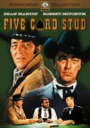 Five Card Stud with Dean Martin
