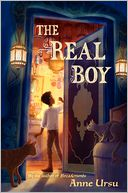 The Real Boy by Anne Ursu: Book Cover