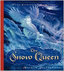The Snow Queen by Hans Christian Andersen: Book Cover
