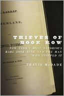 Thieves of Book Row by Travis McDade: Book Cover