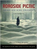 Roadside Picnic by Arkady Strugatsky: Audio Book Cover