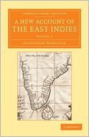 A New Account of the East Indies by Alexander Hamilton: Book Cover
