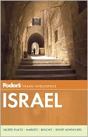 Fodor's Israel, 8th Edition by Fodor's Travel Publications: Book Cover