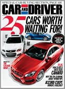 Car and Driver - One Year Subscription: Magazine Cover