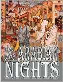 The Arabian Nights by Andrew Lang: NOOK Book Cover