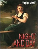 Night and Day by Virginia Woolf: NOOK Book Cover