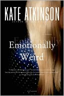 Emotionally Weird by Kate Atkinson: NOOK Book Cover