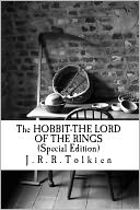 The HOBBIT-THE LORD OF THE RINGS' by J. R. R. Tolkien: NOOK Book Cover
