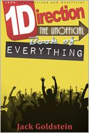 One Direction - The Unofficial Book of Everything by Jack Goldstein: NOOK Book Cover