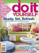 Do It Yourself by Meredith Corporation: NOOK Magazine Cover