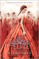 The Elite by Kiera Cass: Book Cover