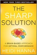 The Sharp Solution by Heidi Hanna: Book Cover
