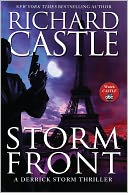 Storm Front by Richard Castle: NOOK Book Cover