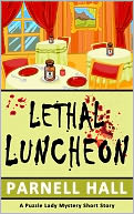 Lethal Luncheon by Parnell Hall: NOOK Book Cover