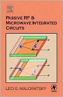 download Passive Rf & Microwave Integrated Circuits book