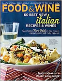 Food & Wine - Two Years Subscription: Magazine Cover