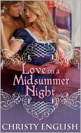 Love on a Midsummer Night by Christy English: NOOK Book Cover