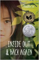 Inside Out & Back Again by Thanhha Lai: NOOK Book Cover