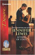 Affairs of State (Harlequin Desire Series #2234) by Jennifer Lewis: Book Cover